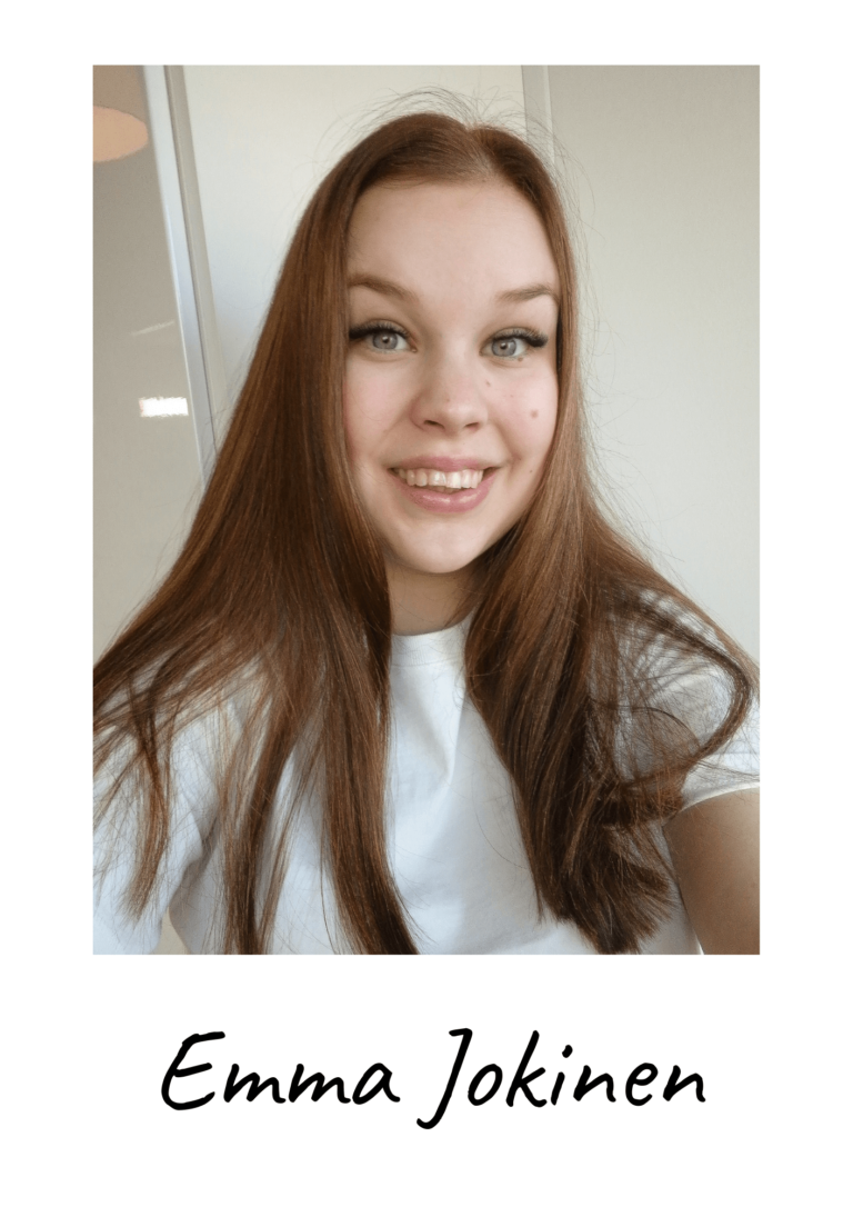 Recruiter Emma Jokinen