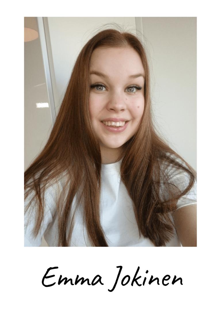 Recruiter Emma Jokinen