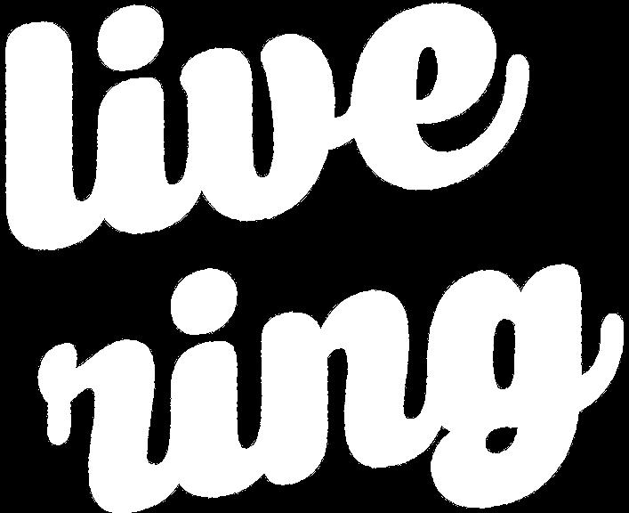 LiveRing logo transparent